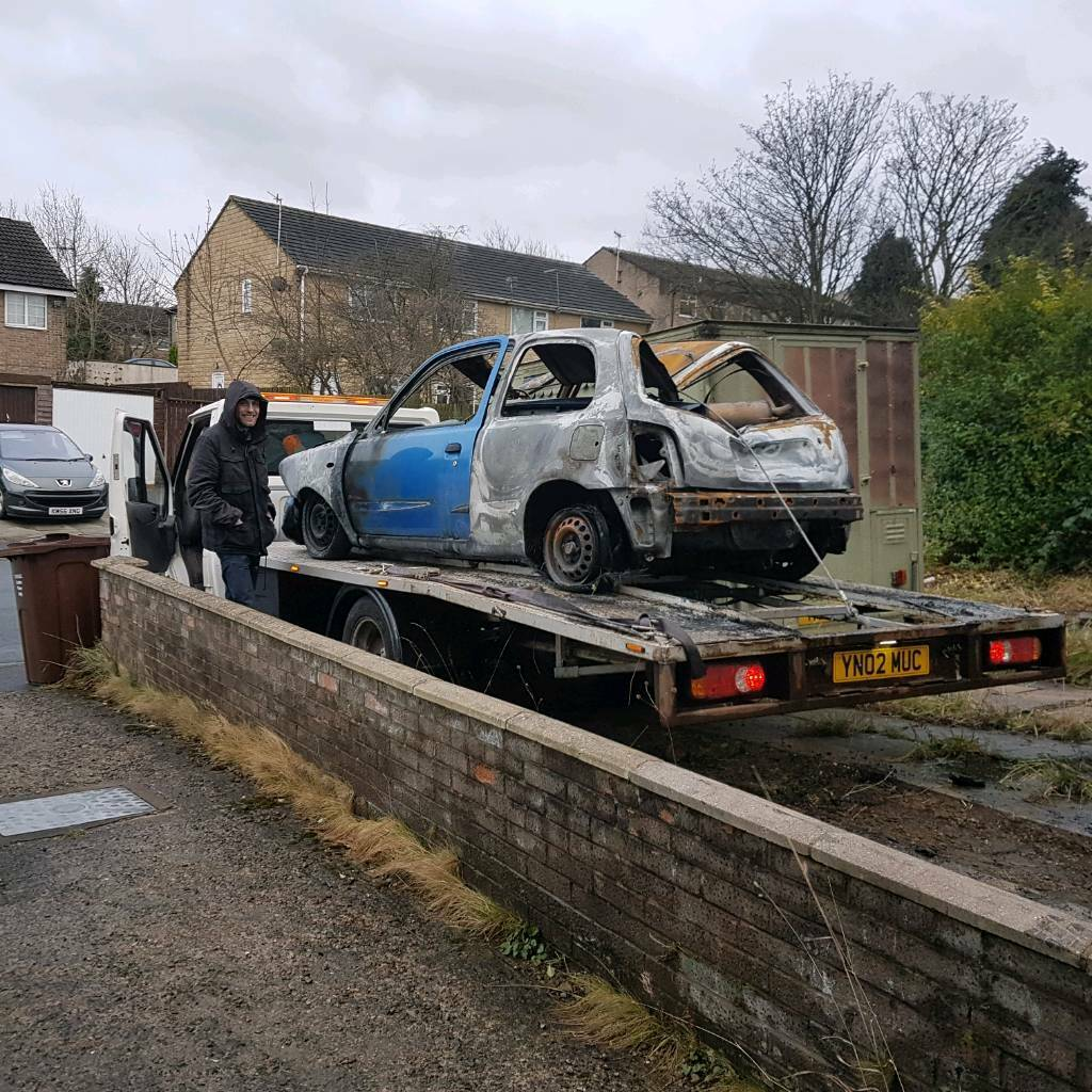 SCRAP CARS WANTED TOP PRICES PAID | in Bradford, West Yorkshire ...