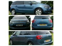 GRAND C4 PICASSO Citroen 7 Seater 2014