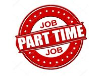 Part time driver/cashier needed