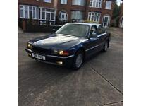 Bmw 728i 7 Series E38 728 - Classic - Open to Offers