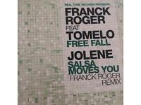 SOULFUL DEEP HOUSE MUSIC VINYL FRANCK ROGER BOOKER T MASTERS AT WORK BOOKER T