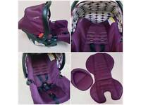 Obaby car seat group age 0+