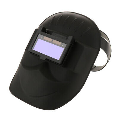 Welder Welding Shield Mask Helmet Face Protector Auto Darkening Flip Lens