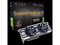 EVGA GTX 1080 SC2 (SuperClocked2)