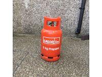 Calor Gas 6kg Propane bottle - Full