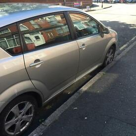 Toyota corolla verso 7 seater for sale!!