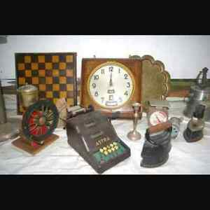 Vintage and Antique items