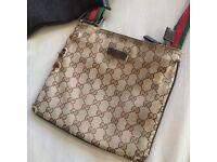 Gucci man bag