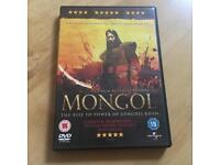 Mongol DVD