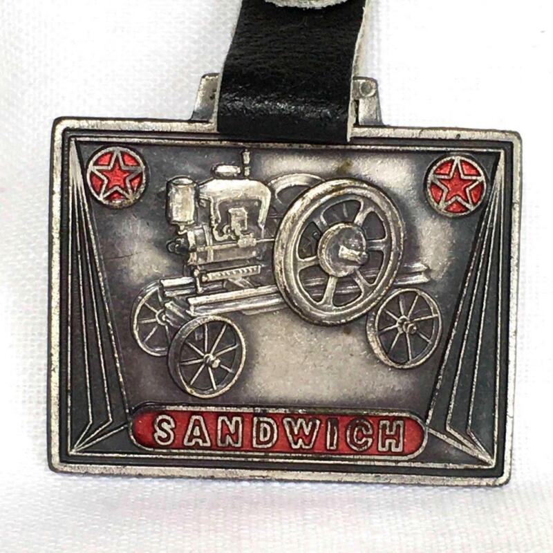 Vintage SANDWICH MFG.CO. Watch Fob  #10