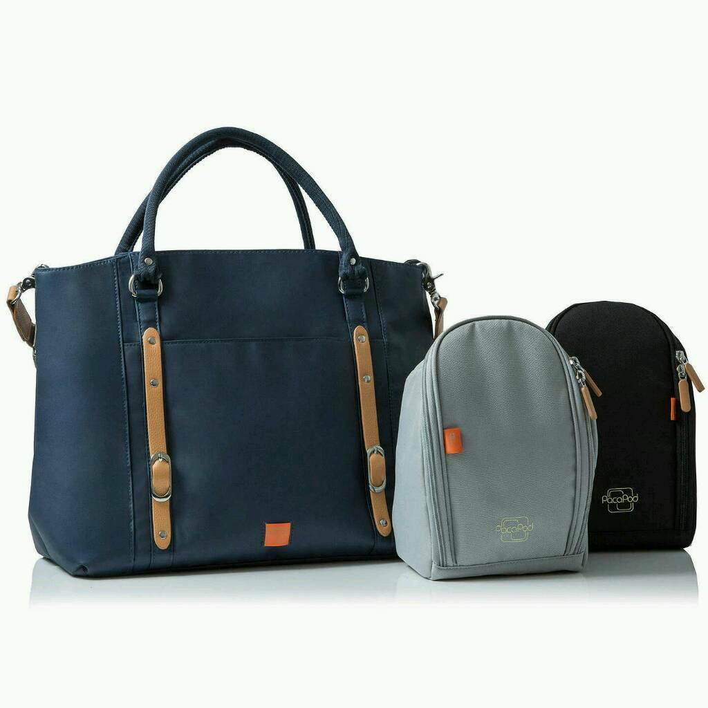 Pacapod mirano changer bag navy