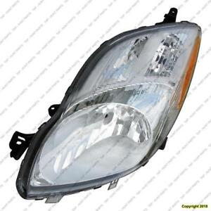 Head Lamp Driver Side Hatchback High Quality Toyota Yaris 2009-2011