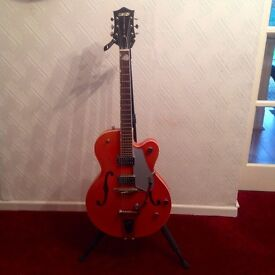For Sale - Gretsch semi acoustic Guitar