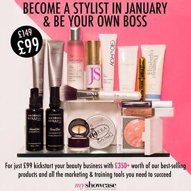 Flexible Work Selling Beauty in Kensington | Earn Up To £1000s A Month