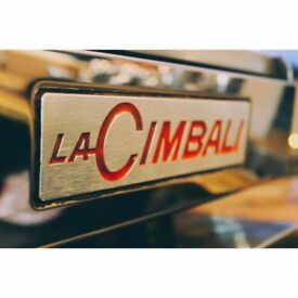 Coffee Machine for Sale, Marchmont, Edinburgh - La Cimbali M100 + Magnum On Demand Grinder