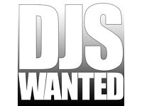 Dj's wanted for Agency, commercial & house music