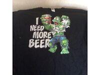 Men's Medium T shirts