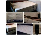 Dreams fully adjustable large single bed