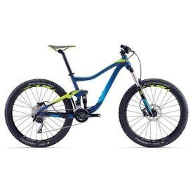 STOLEN GIANT TRANCE 3 mountain bike