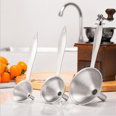 Imbuti in acciaio inox Cucina per uso domestico Cucina Garage Olio Benzina