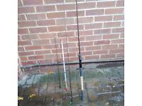 TFG Nan Tech All Rounder 8'-10' feeder rod