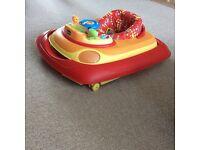 Baby walker/ activity centre