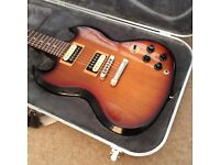 New USA Gibson SG Special with Gibson Case For Sale with Box.