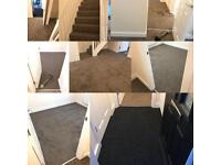 CARPET, VINYL, CONTRACT VINYL & LAMINATE FITTING SERVICE.