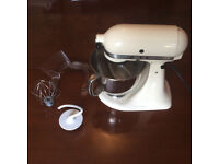 KitchenAid Artisan Food Mixer & Accessories + FREE delivery within 15 miles