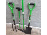 Garden Tools (4) Excellent condition