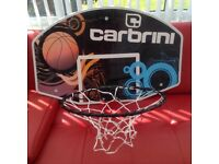Basketball Backboard and Net