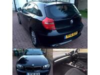 BMW 116D, 2.0 DIESEL, 2010, FULL BMW HISTORY, £30 TAX, IMMACULATE!
