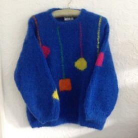 Ladies Mohair jumper.
