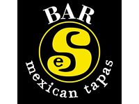 Bar Team Members required for New Tapas Restaurant opening Feb 2017