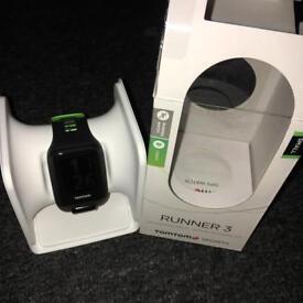 TOMTOM Runner 3 Cardio - Black/Green - GPS Watch