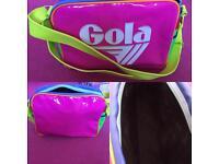 **REDUCED** Gola Retro Bag