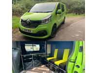 Renault Trafic SPORT brand new camper van campervan conversion (vivaro sportive)