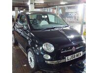 Fiat 500 Lounge automatic