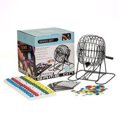 Party Bingo (Large Metal Party Bingo Cage)