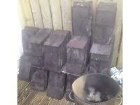 """Approx 1000 roof slates. 16""""x 8"""" all solid condition"""
