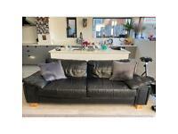 4 seater sofa very comfy