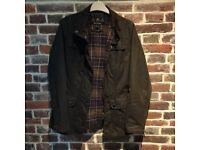 Ladies wax Barbour jacket, size 10