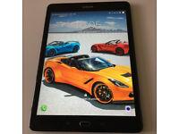 Samsung Galaxy Tab A 9.7 4G & Wi-Fi, 16GB (Black)