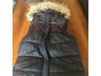Teenagers body warmer Hudson and rose size