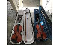 Violin box brand new