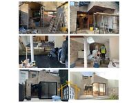 Extension , Basement/Loft conversion ,Refurbishment , Roofing and isolation specialist , New build