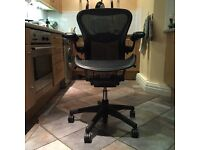 Herman Miller Aeron Office Chair (2nd hand, good condition)