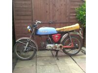 1970s SUZUKI A50PD AP50 D CLASSIC 50 PEDAL SPORTS MOPED SPARES