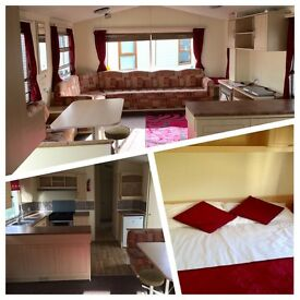 STATIC HOLIDAY HOME FOR SALE ,🎉🎉BARGIN OCEAN EDGE HOLIDAY PARK,NORTH WEST,SEA VIEWS 🏄🏄MORECAMBE