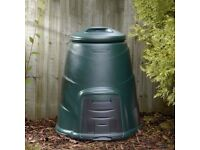 Brand New Green Home Compost Bin Converter Garden ***Worth £45.99- Best Selling in UK***